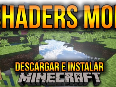Mod Unbelievable Shaders de Sonic Ether Ultra para Minecraft 1.10