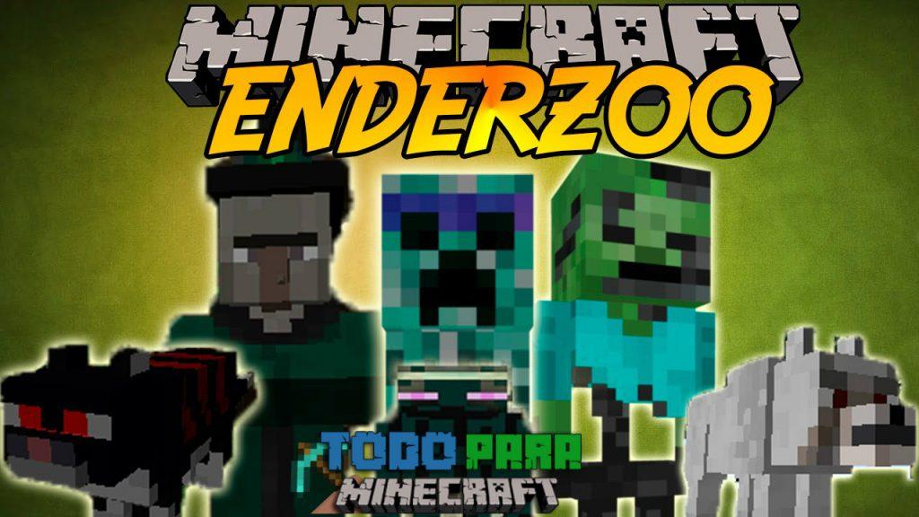 Mod Ender Zoo para Minecraft 1.10/1.9/1.8/1.7