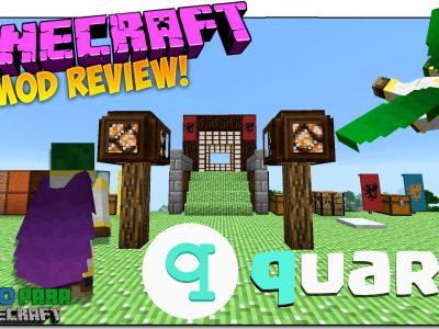 Quark Mod para Minecraft 1.10/1.9