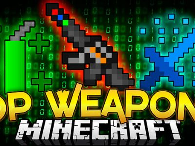 Mod Admin Weapons para Minecraft 1.11