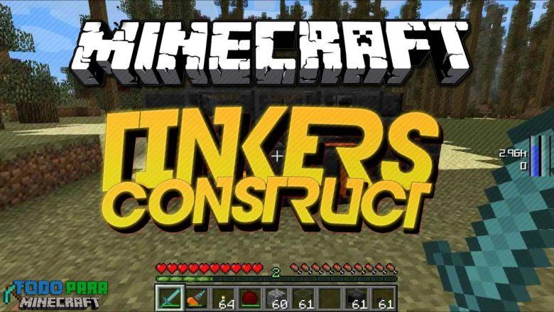 Mod Tinkers Construct para Minecraft 1.10/1.9/1.8/1.7/1.6