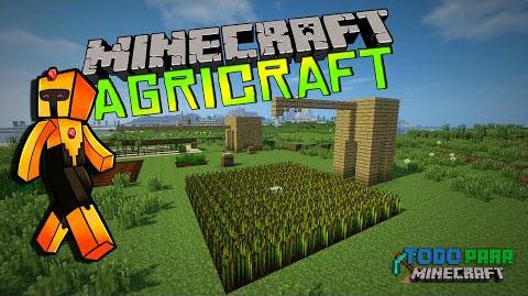 Mod Agricraft para Minecraft 1.10/1.7