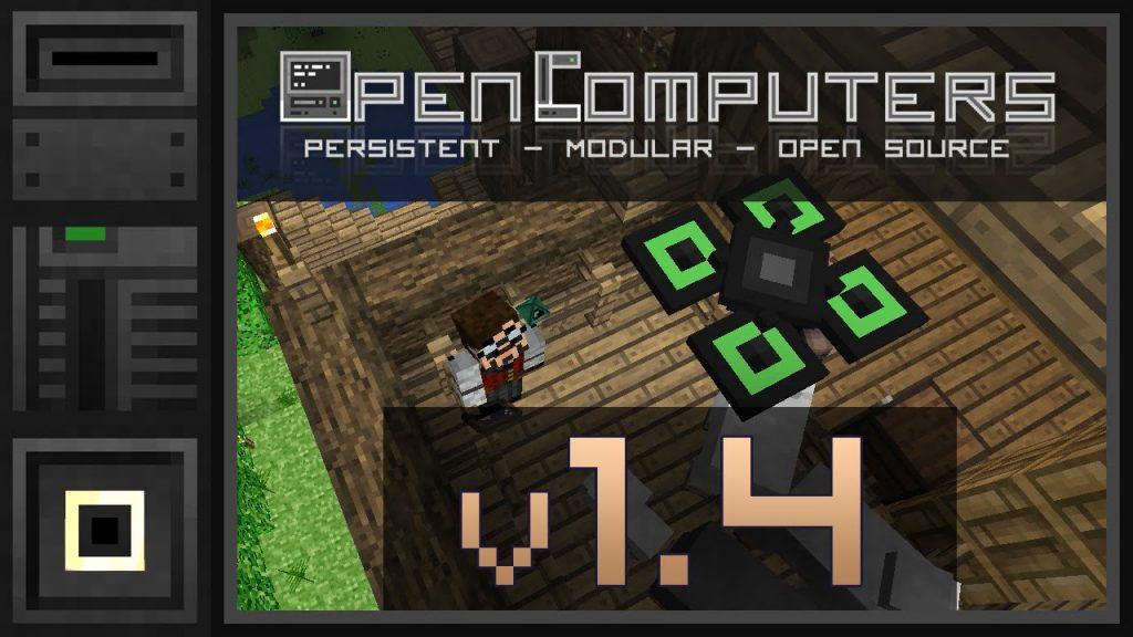 Mod OpenComputers para Minecraft