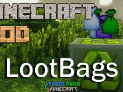 Mod Lootbags para Minecraft 1.10/1.7