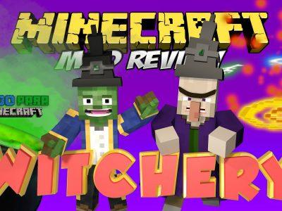 Mod Witchery para Minecraft 1.7/1.6