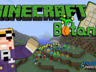 Mod Botania para Minecraft 1.11/1.10/1.7