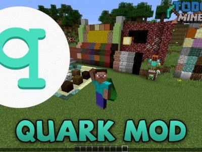 Mod Quark para Minecraft 1.11/1.10/1.9