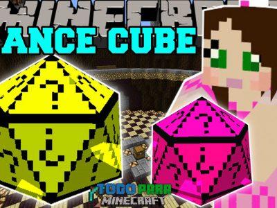 Mod Chance Cubes para Minecraft 1.7/1.8/1.9/1.10/1.11/1.12