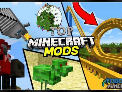 Mod Top Addons para Minecraft 1.11/1.10/1.9