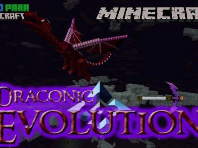 Mod Draconic Evolution para Minecraft 1.12/1.11/1.10/1.7