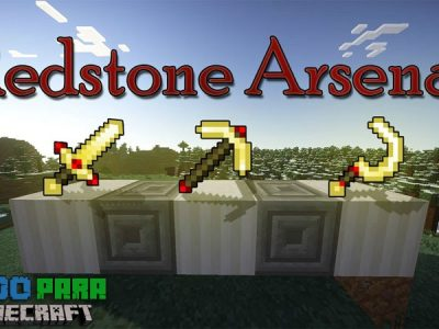 Mod Redstone Arsenal para Minecraft 1.12/1.11/1.10/1.7/1.6