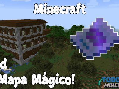 Mod Magical Map para Minecraft 1.12/1.11