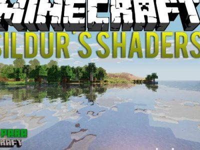 Mod Sildur Shaders para Minecraft 1.8/1.9/1.10/1.11/1.12