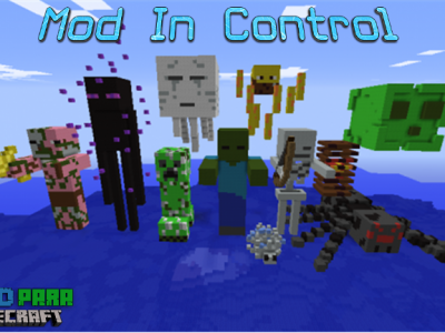 Mod In Control para Minecraft 1.12/1.11/1.10