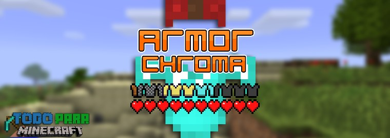 Mod Armor Chroma 1.12/1.11/1.10