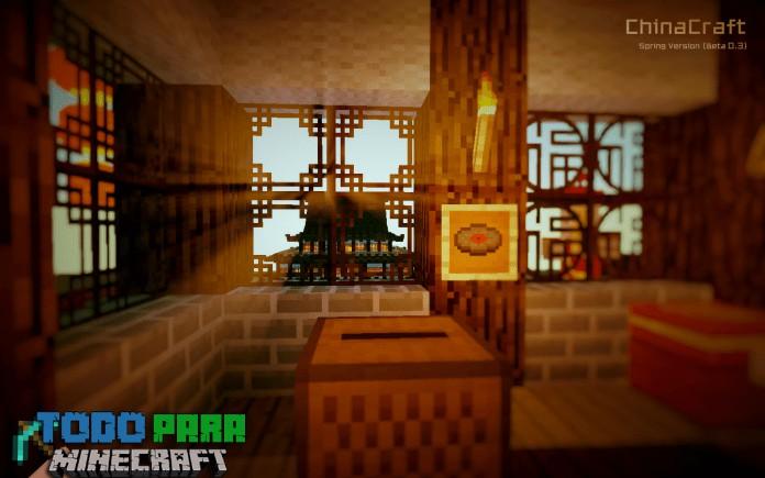 Mod ChinaCraft para Minecraft 1.7.2